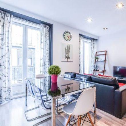 Rent this 3 bed apartment on Calle de Espoz y Mina in 9, 28012 Madrid