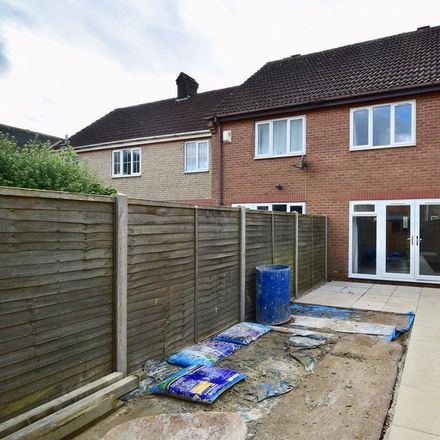 Rent this 2 bed house on 74 Hay Leaze in Yate BS37 7YL, United Kingdom