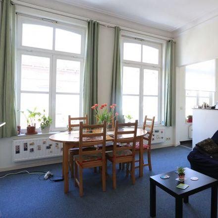 Rent this 1 bed apartment on Rue de la Pacification - Pacificatiestraat 57 in 1210 Saint-Josse-ten-Noode - Sint-Joost-ten-Node, Belgium