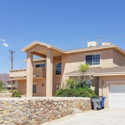 Rent this 4 bed apartment on La Posta Drive in El Paso, TX 79913