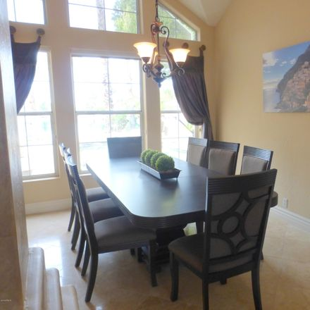 Rent this 5 bed house on N Pepper Tree Dr in Gilbert, AZ