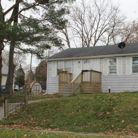 Rent this 3 bed house on 813 Frederick Street in City of Ypsilanti, MI 48197