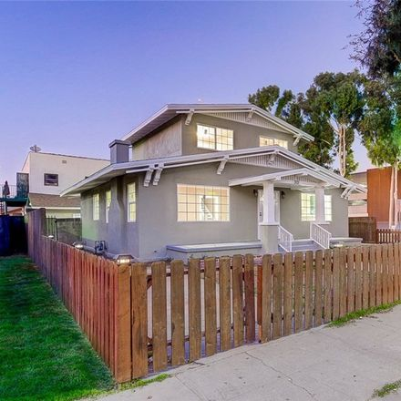 Rent this 4 bed house on West Myrrh Street in Compton, CA 90220