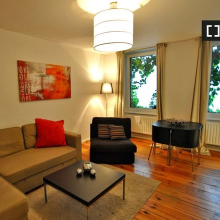 Rent this 1 bed apartment on datscha in Graefestraße 83, 10967 Berlin