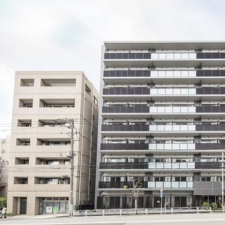 Rent this 1 bed apartment on unnamed road in Kamezawa 4-chome, Sumida