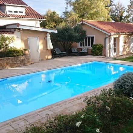 Rent this 1 bed house on Saint-Genis-Laval in Favier, AUVERGNE-RHÔNE-ALPES