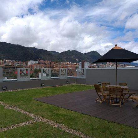 Rent this 0 bed apartment on Restaurante y Cafateria La Rock Akol in Diagonal 4A, Localidad Los Mártires