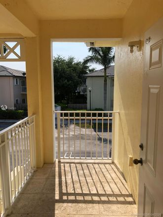 Rent this 3 bed condo on 383 Northeast 27th Terrace in Homestead, FL 33033