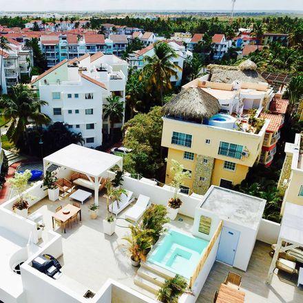 Rent this 3 bed apartment on Sharon Palm beach in Calle Marcio Veloz Maggiolo, Bávaro