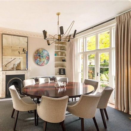 Rent this 5 bed house on Ismaili Centre in Thurloe Place, London SW7 2SP