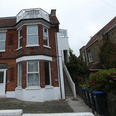 Rent this 2 bed apartment on 46 in West Cliff Road, Thanet CT10 1PU