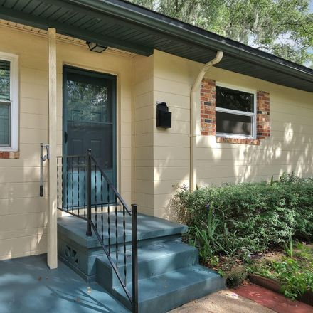 Rent this 3 bed house on 3707 Haslett Drive East in Jacksonville, FL 32277