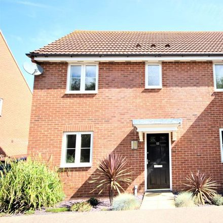 Rent this 3 bed house on Maylam Gardens in Key Street ME10 1GA, United Kingdom