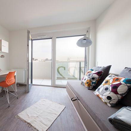 Rent this 1 bed apartment on Vorgartenstraße in Wien, Austria