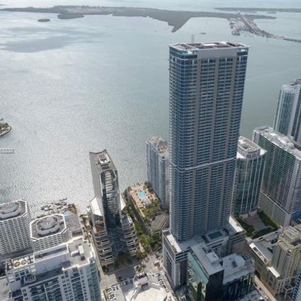 Rent this 3 bed apartment on 1100 Brickell Bay Drive in Miami, FL 33131