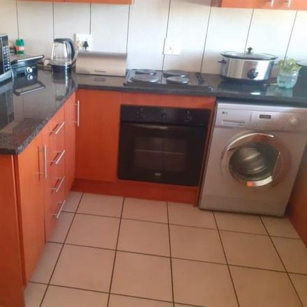 Rent this 2 bed apartment on Lotus Avenue in Ekurhuleni Ward 74, Brakpan