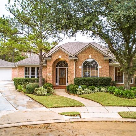 Rent this 4 bed house on Island Breeze Dr in Houston, TX