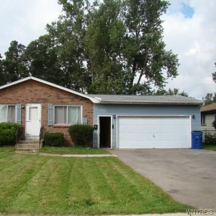 Rent this 4 bed apartment on 52 Gaspe Drive in Bucyrus Heights, NY 14228