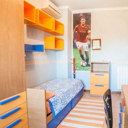 Rent this 3 bed apartment on Via Libero Leonardi in Rome Roma Capitale, Italy