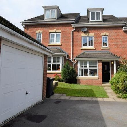Rent this 4 bed house on Ashfield Close in Springvale, S36 6AT