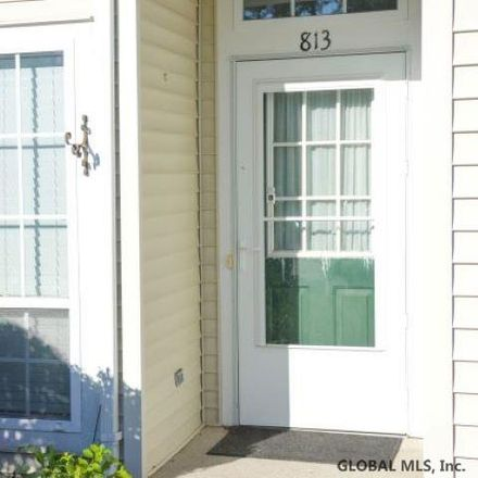 Rent this 2 bed condo on 813 Ridge Circle in City of Troy, NY 12182