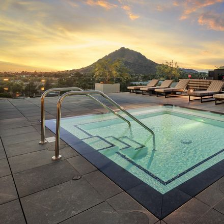 Rent this 3 bed apartment on The Saguaro in East 1st Avenue, Scottsdale