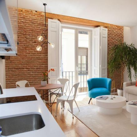Rent this 1 bed apartment on Calle de Barcelona in 14, 28012 Madrid