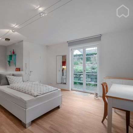 Rent this 1 bed apartment on Cologne in Hahnwald, DE