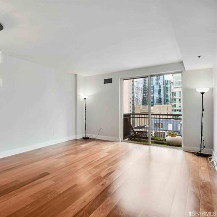 Rent this 1 bed condo on 50 Lansing Street in San Francisco, CA 94105
