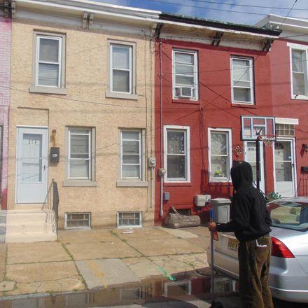 Rent this 2 bed townhouse on 279 Walnut Street in Camden, NJ 08103