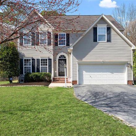 Rent this 5 bed house on 10304 Woodman Hills Terrace in Glen Allen, VA 23060