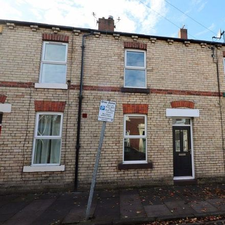 Rent this 2 bed house on Bowman Street in Carlisle CA1 2HD, United Kingdom