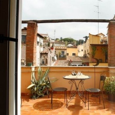 Rent this 1 bed apartment on Rione IV Campo Marzio in Via Vittoria, 001963 Rome RM