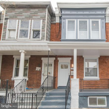 Rent this 2 bed townhouse on 1958 North Myrtlewood Street in Philadelphia, PA 19121