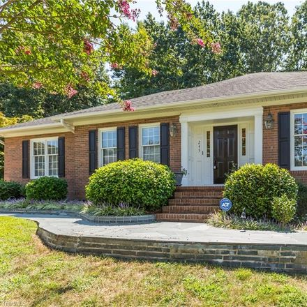 Rent this 5 bed house on 245 Heathcliff Place in Winston-Salem, NC 27104