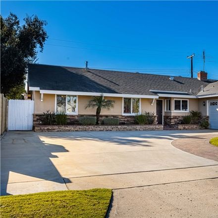Rent this 4 bed house on 2650 East Carnival Avenue in Anaheim, CA 92806