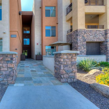 Rent this 2 bed townhouse on 4909 North Woodmere Fairway in Scottsdale, AZ 85251