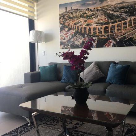 Rent this 2 bed apartment on Puerta La Victoria in Calle Sierra de Zimapan, Delegación Centro Histórico