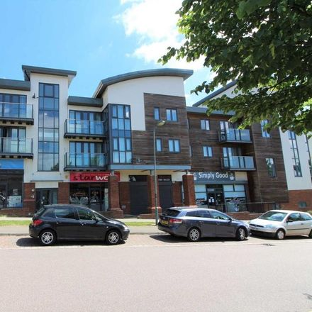 Rent this 1 bed apartment on Star Wok in 45 Singleton Drive, Upper Weald MK8 0PX
