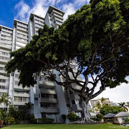 Rent this 2 bed condo on 1400 Pensacola Street in Honolulu, HI 96822