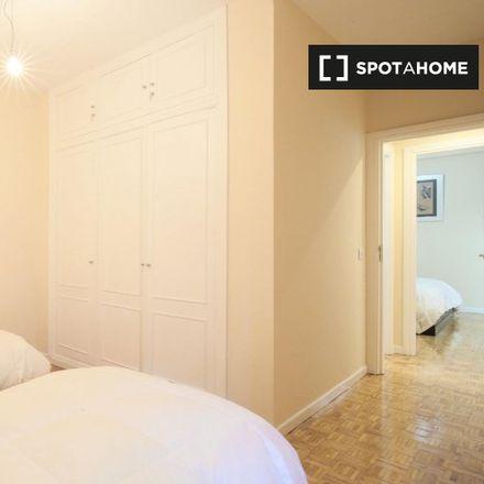 Rent this 1 bed apartment on Calle de Pilar de Zaragoza in 96, 28028 Madrid