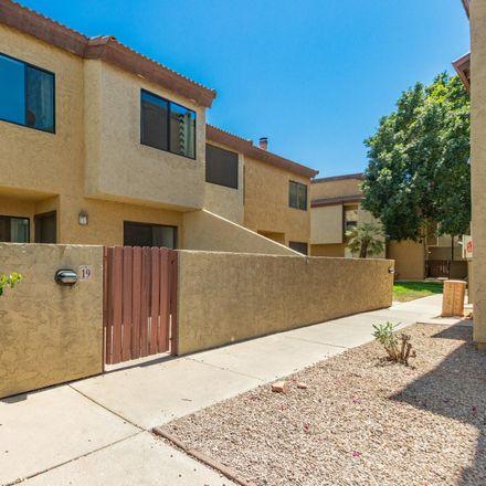 Rent this 2 bed loft on 2121 South Pennington in Mesa, AZ 85202