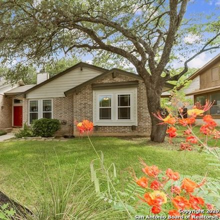 Rent this 4 bed house on 4419 Black Walnut Woods St in San Antonio, TX