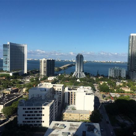 Rent this 1 bed condo on 121 Northeast 34th Street in Miami, FL 33137