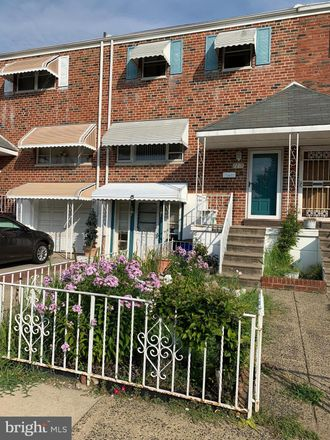 Rent this 3 bed townhouse on 7215 Mallard Place in Philadelphia, PA 19153