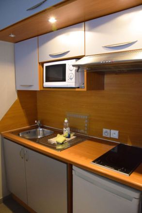Rent this 1 bed apartment on Van Stralenstraat 49-53 in 2060 Antwerp, Belgium