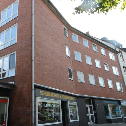 Rent this 1 bed apartment on Carl-Petersen-Straße 100 in 20535 Hamburg, Germany