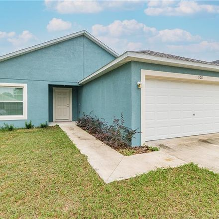 Rent this 3 bed house on 108 Stewart Lake Loop in Groveland, FL 34736