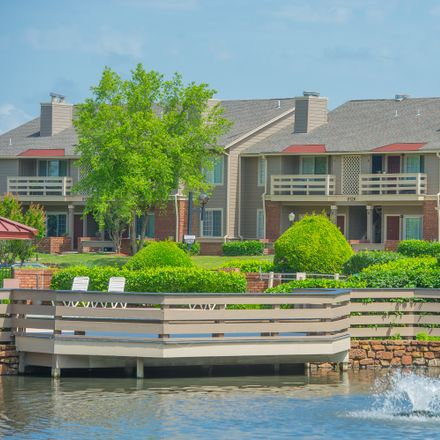 Rent this 3 bed apartment on Creek Turnpike in Tulsa, OK 74137