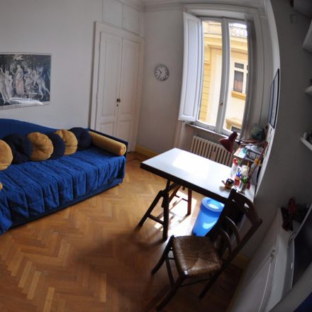 Rent this 3 bed room on Via Adige in 00198 Rome Roma Capitale, Italy